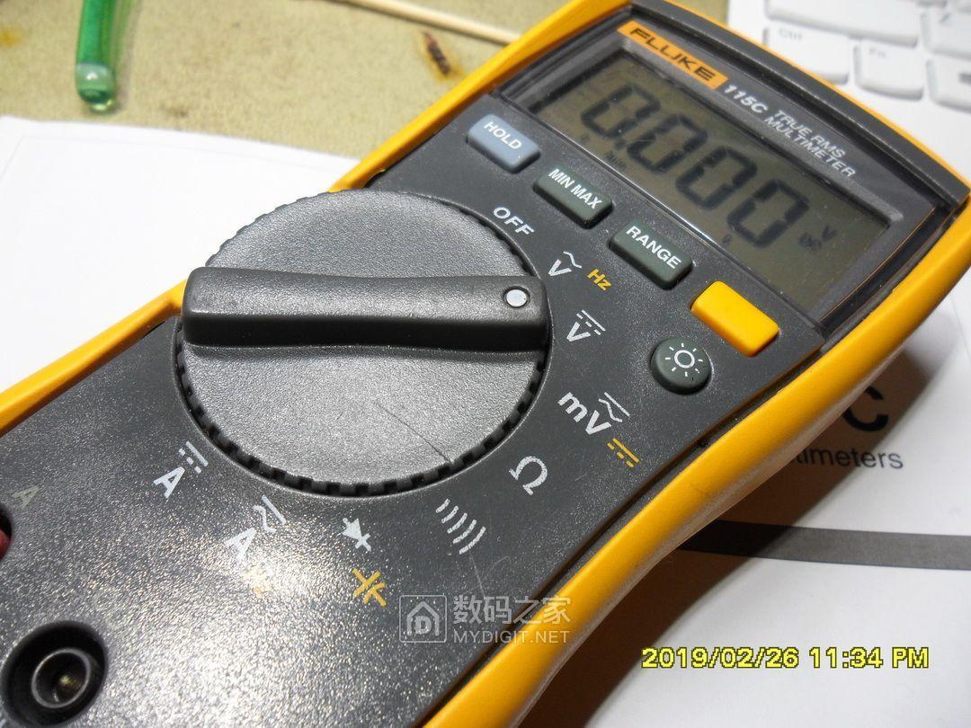 FLUKE 115C