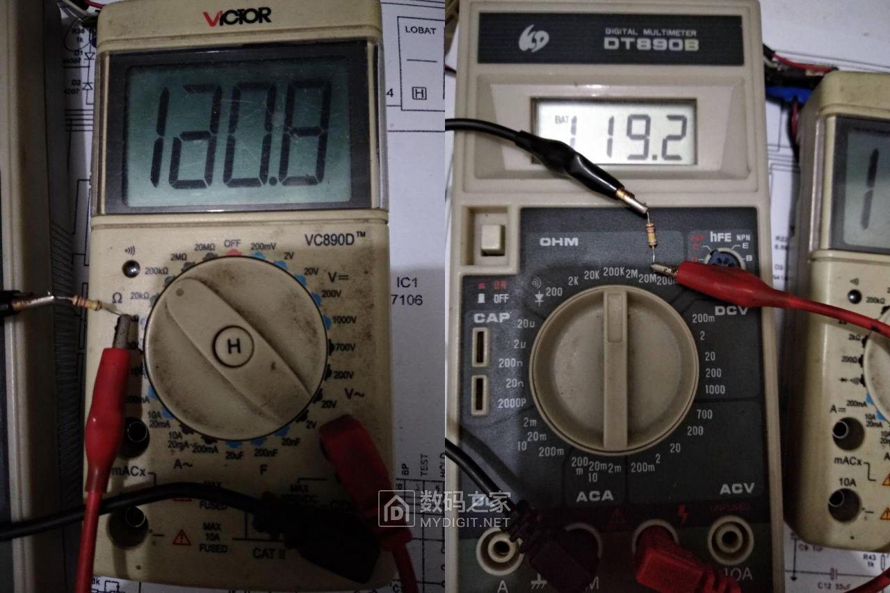 7  电阻 120k 200k档.jpg