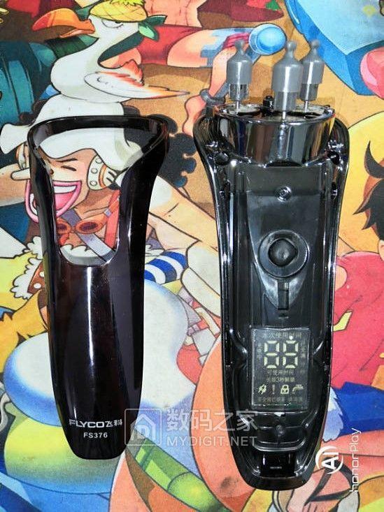 剃须刀充电电路_拆解飞科FS376剃须刀,14500锂电池没有用几次就报废,网上说是它 ...