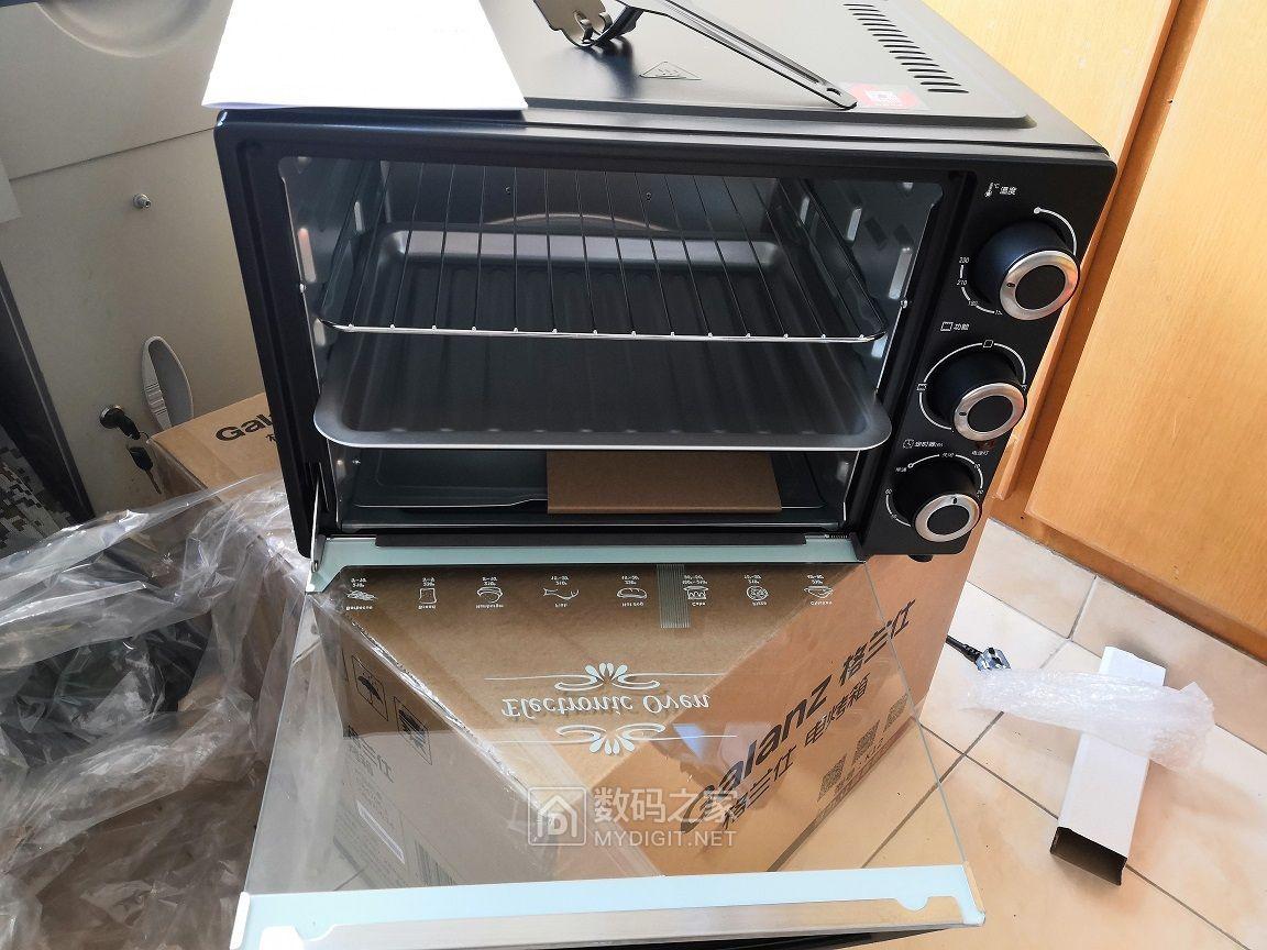 格兰仕电脑烧烤微波炉