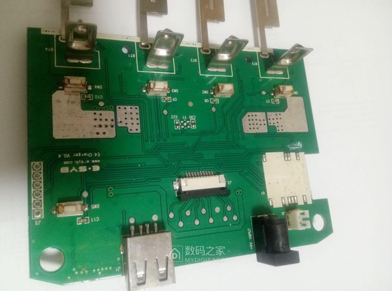电源头9-12V,USB暂不清楚干嘛的