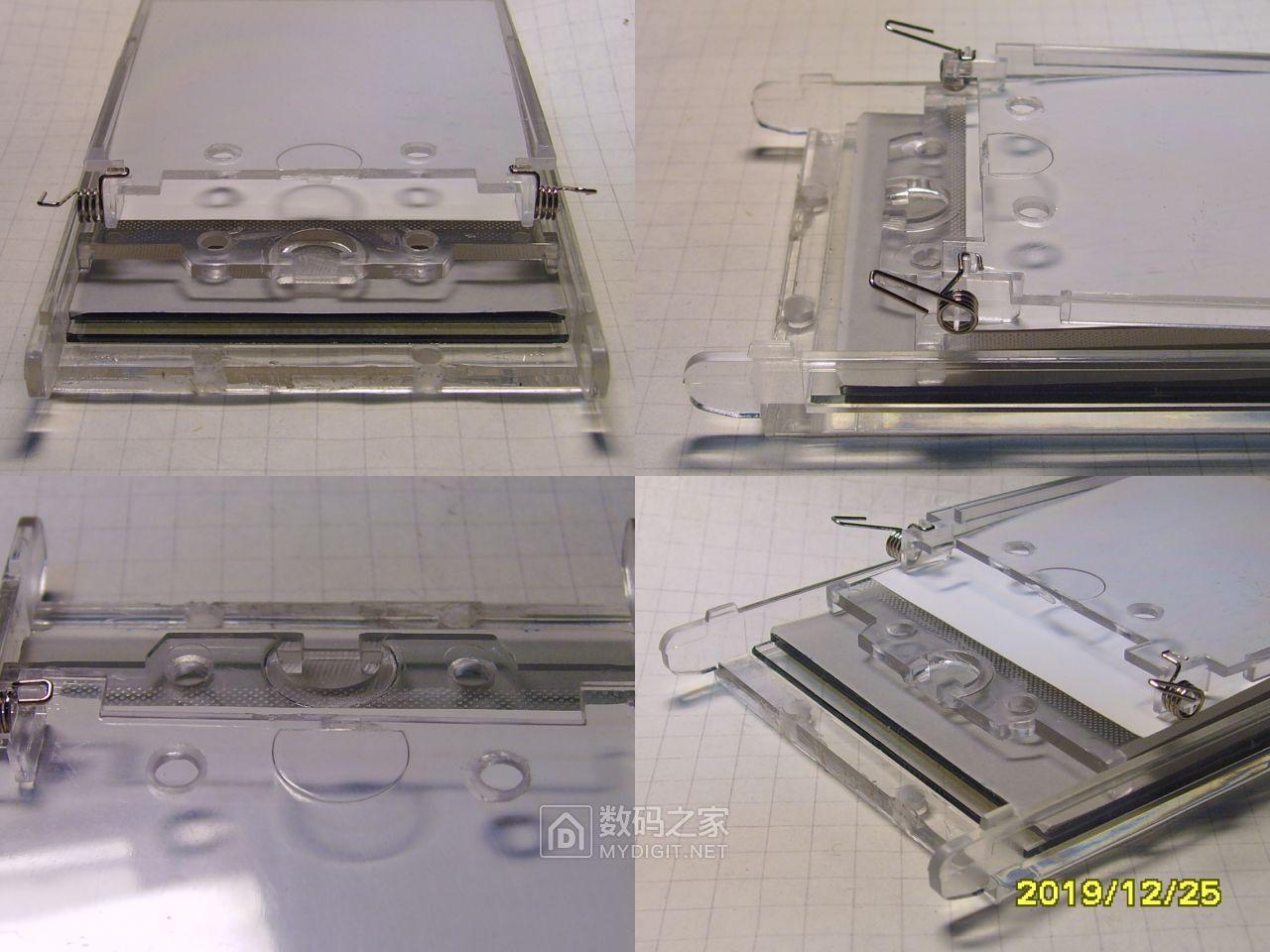 必要的加工处理。主要是为了保持对导电胶排线及LCD的一定的夹持力。