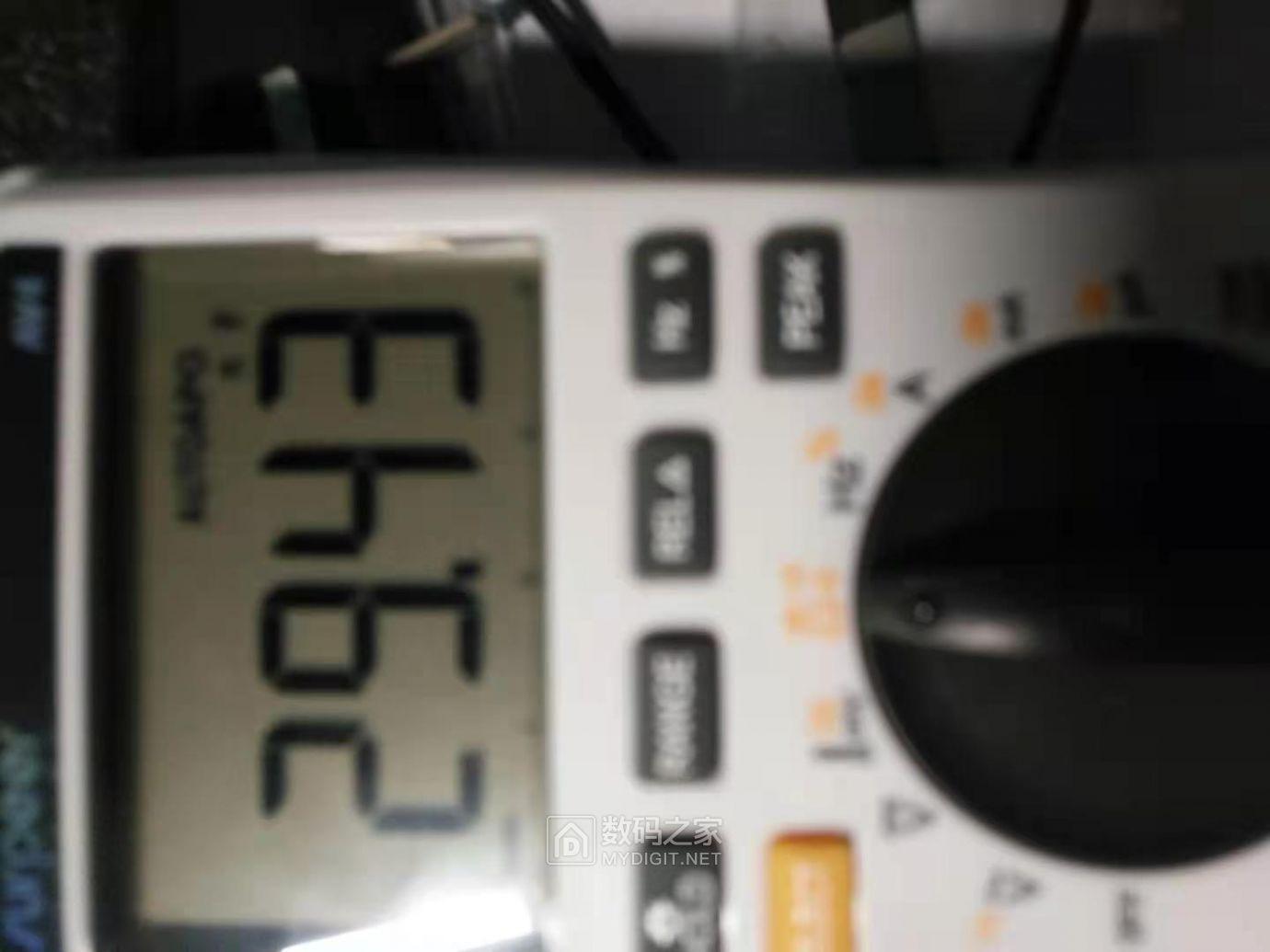 电容档测量