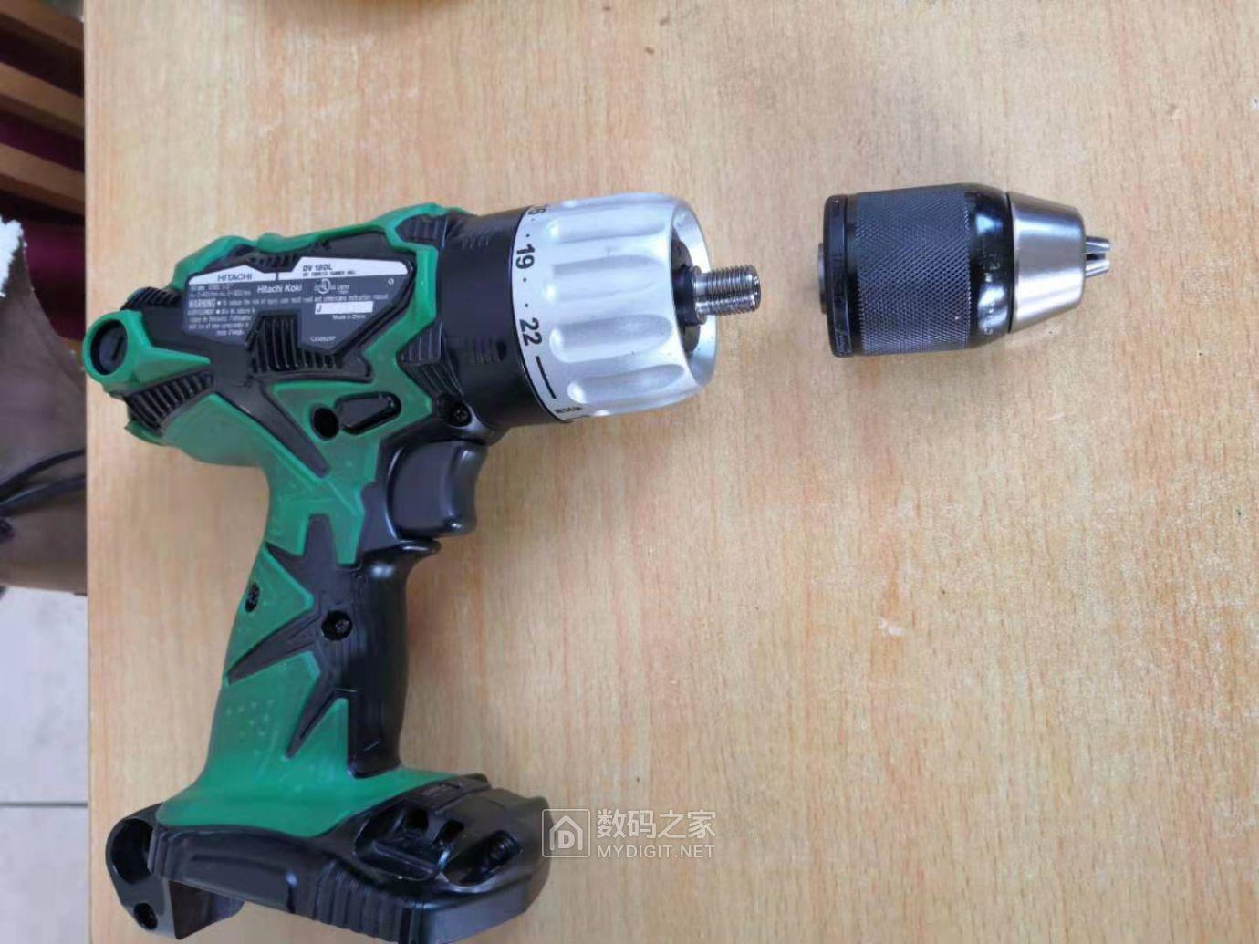便宜的和贵的手电钻拆解对比(HITACHI DV180L VS TNT) 好货大家谈 第2张