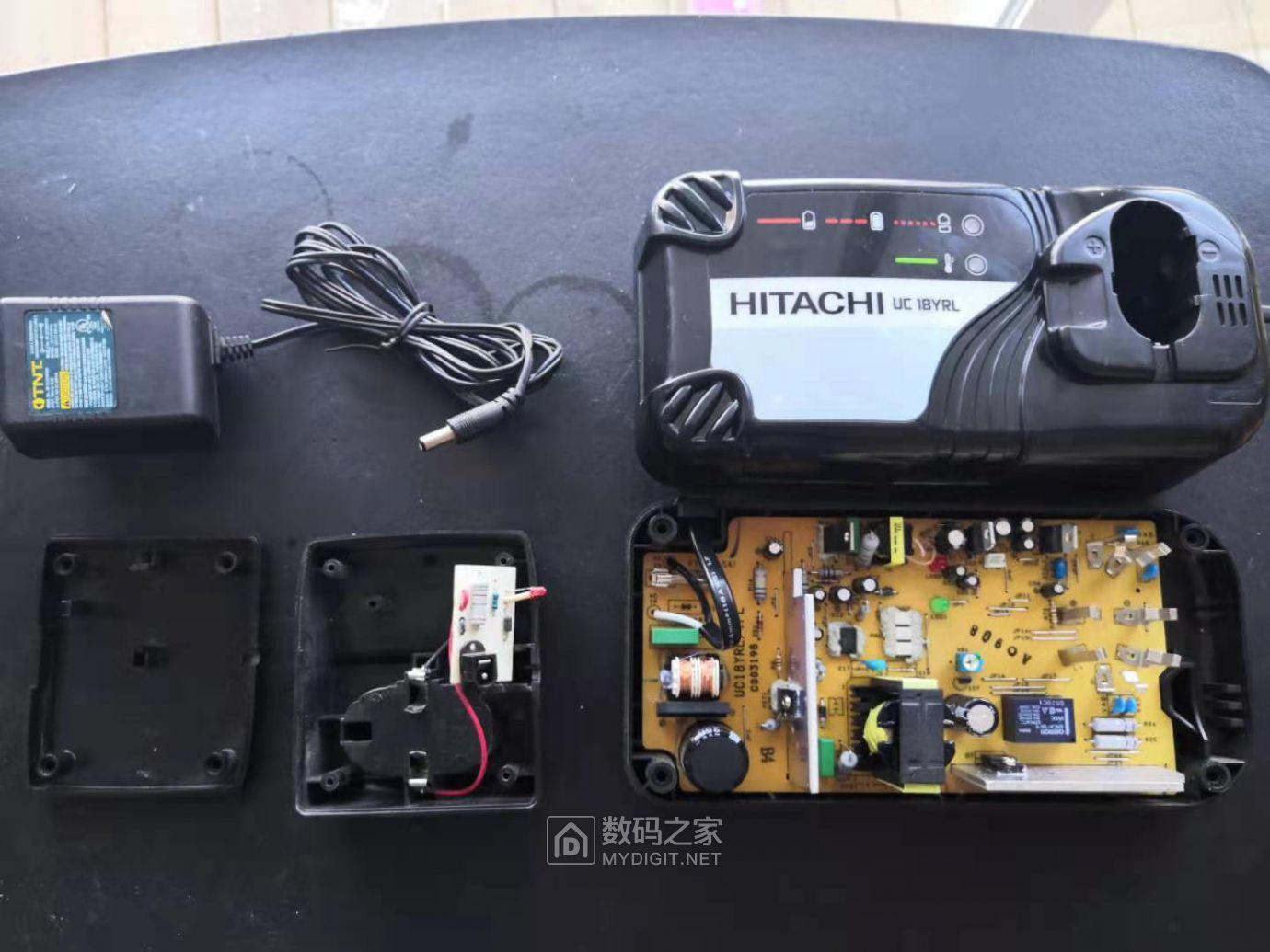 便宜的和贵的手电钻拆解对比(HITACHI DV180L VS TNT) 好货大家谈 第12张