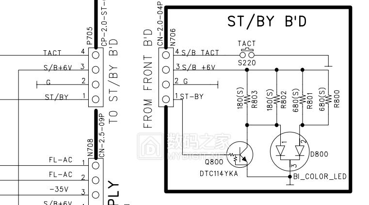 【热点】维修利利普OWON-SDS8102V示波器旋钮失灵,拆机更换全部编码器 数码拆机百科 第8张
