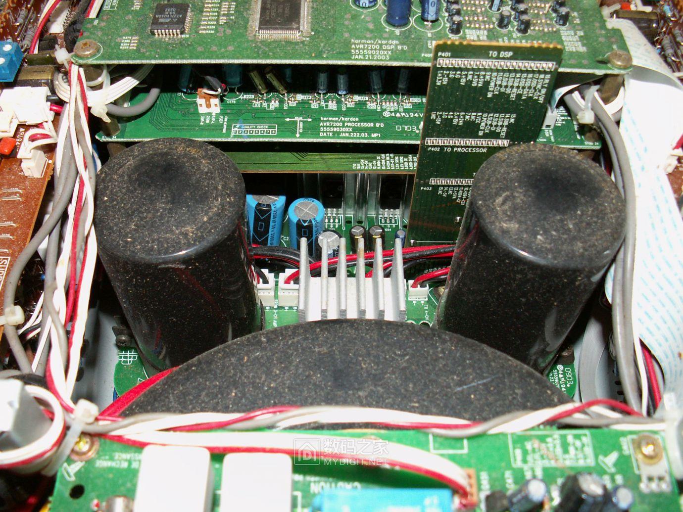 【热点】维修利利普OWON-SDS8102V示波器旋钮失灵,拆机更换全部编码器 数码拆机百科 第17张
