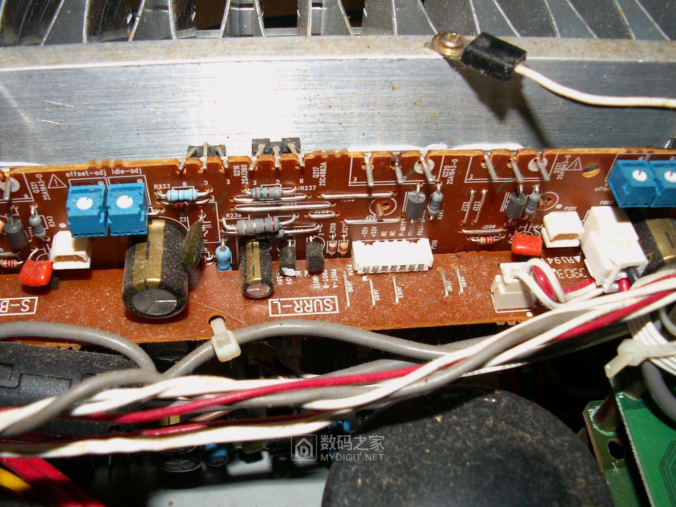 【热点】维修利利普OWON-SDS8102V示波器旋钮失灵,拆机更换全部编码器 数码拆机百科 第25张