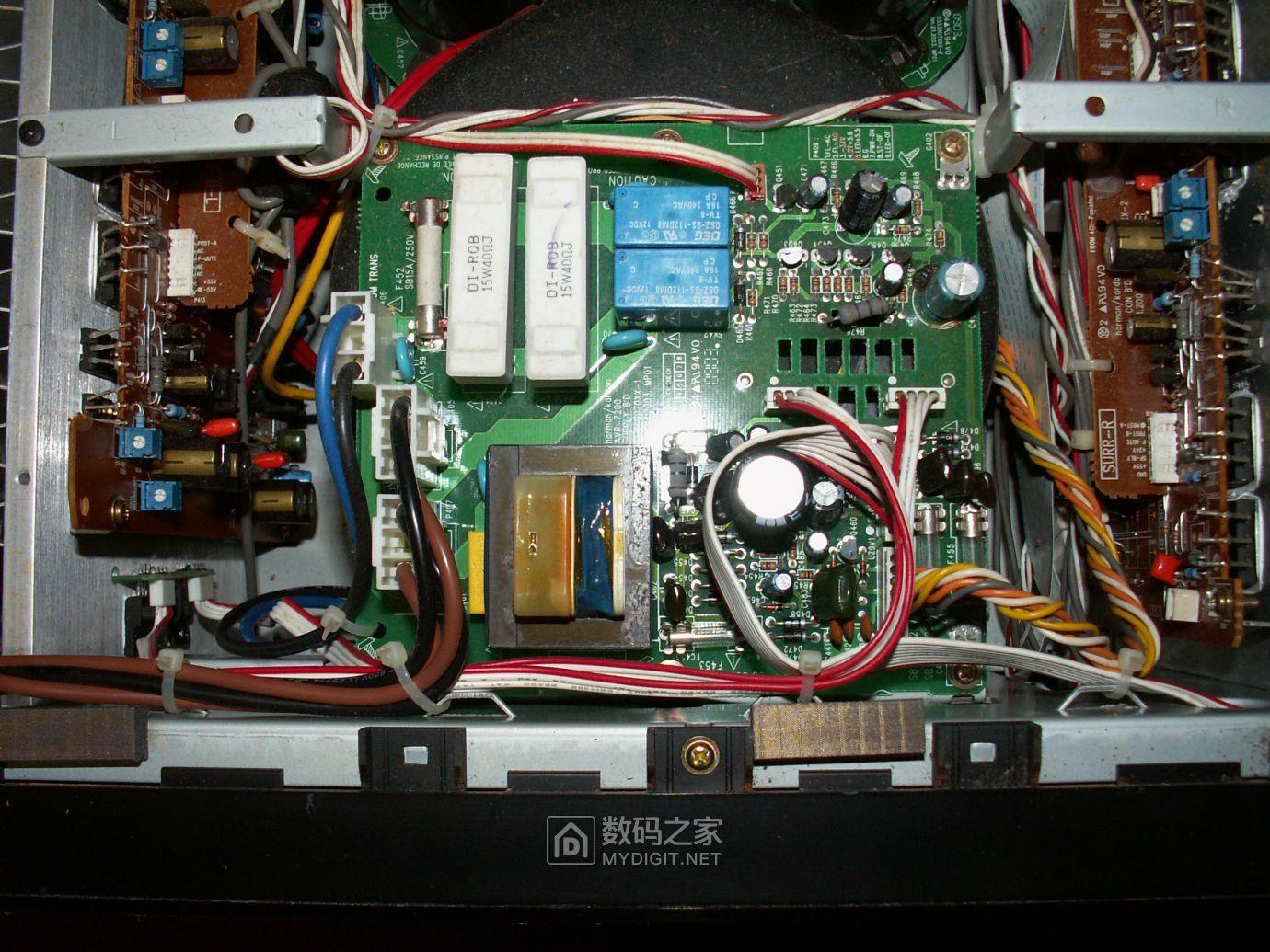 【热点】维修利利普OWON-SDS8102V示波器旋钮失灵,拆机更换全部编码器 数码拆机百科 第27张