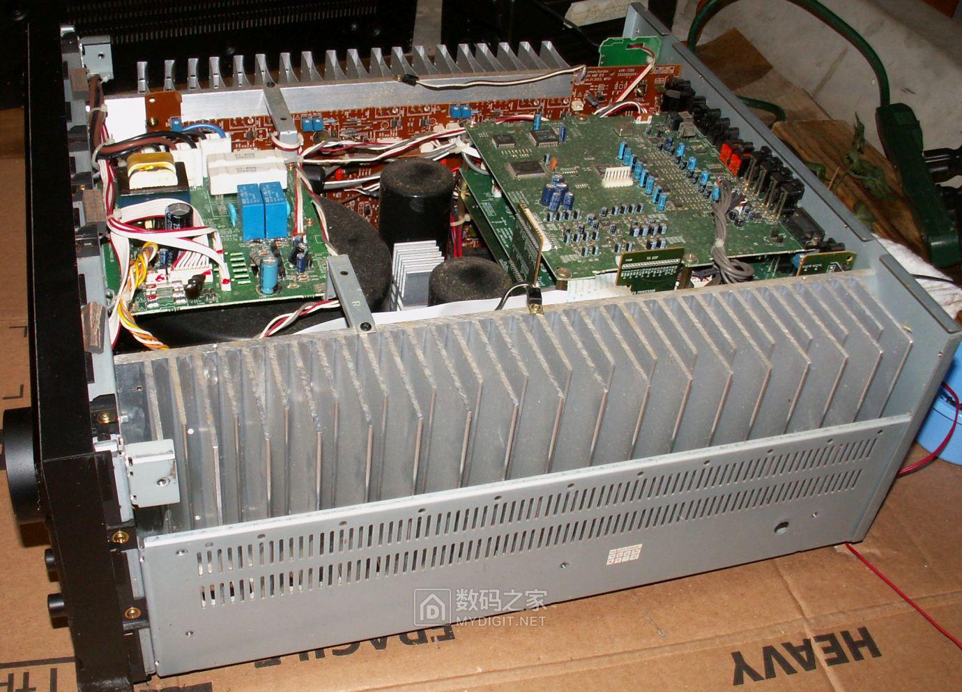 【热点】维修利利普OWON-SDS8102V示波器旋钮失灵,拆机更换全部编码器 数码拆机百科 第23张