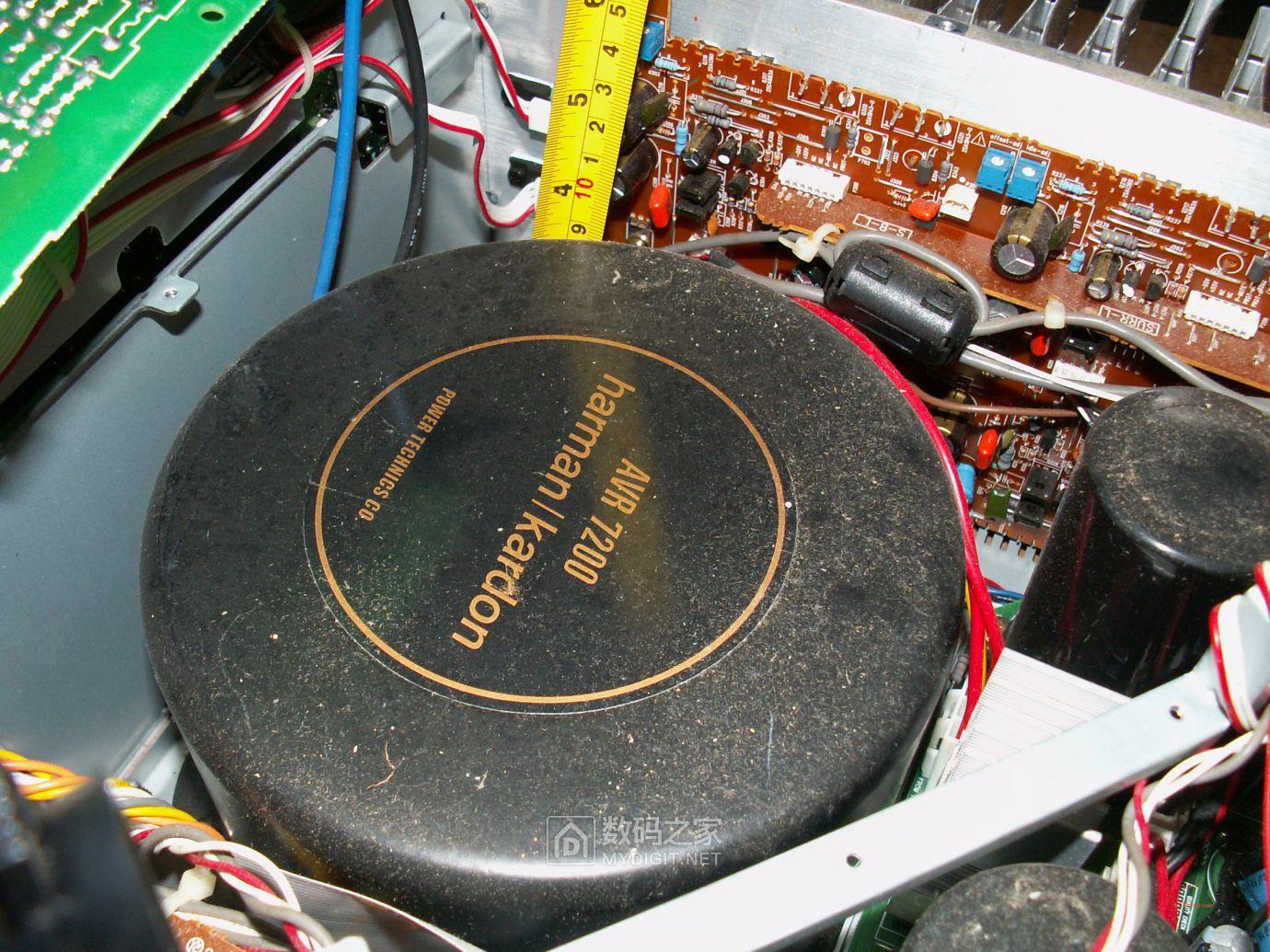 【热点】维修利利普OWON-SDS8102V示波器旋钮失灵,拆机更换全部编码器 数码拆机百科 第31张
