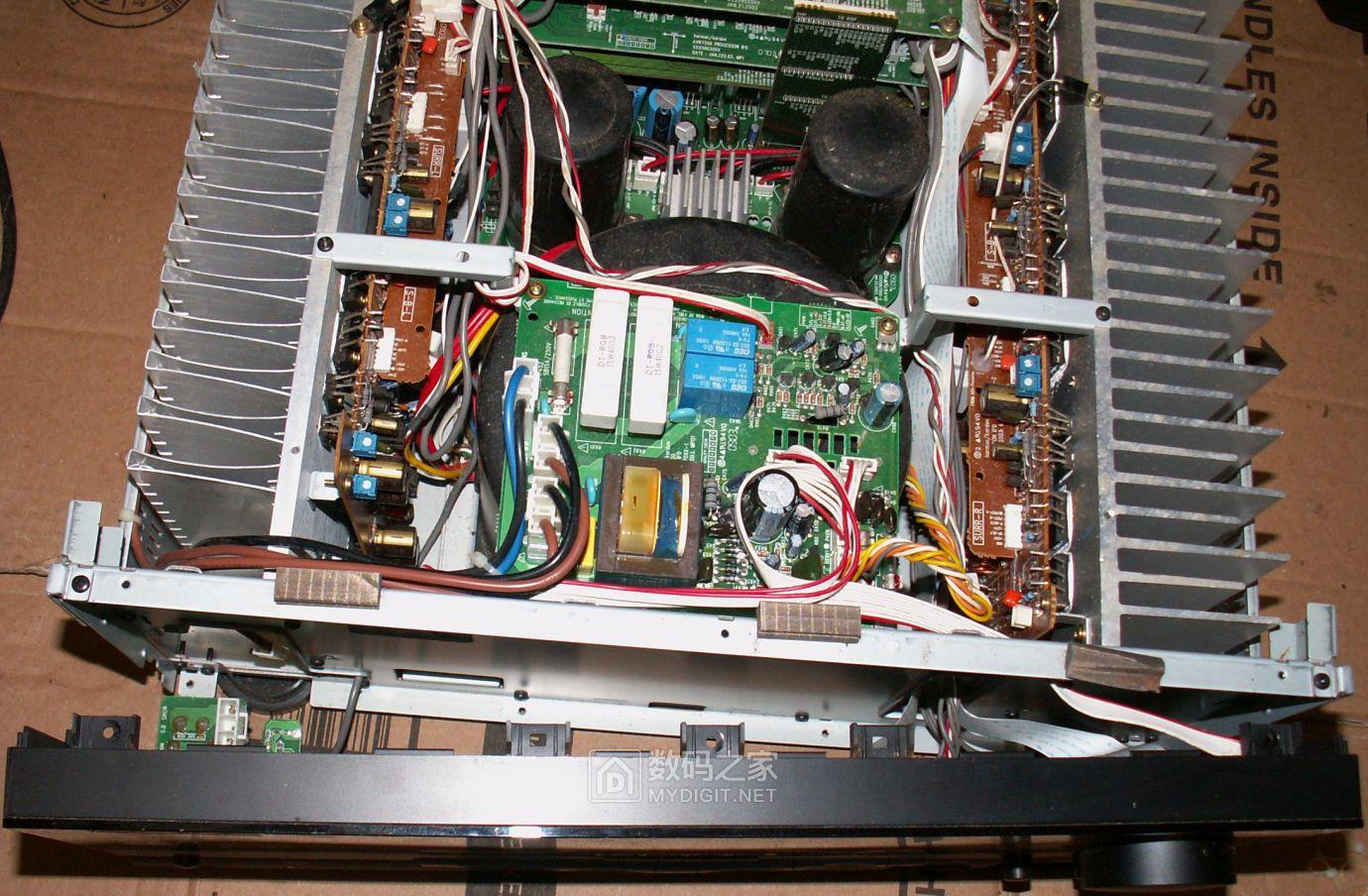 【热点】维修利利普OWON-SDS8102V示波器旋钮失灵,拆机更换全部编码器 数码拆机百科 第37张