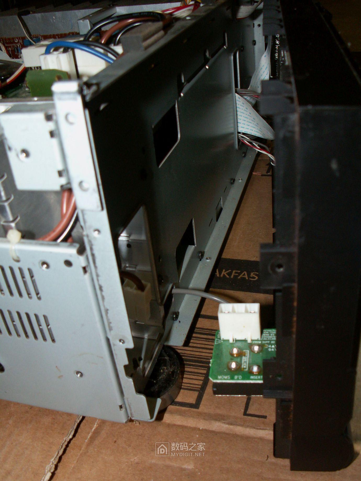 【热点】维修利利普OWON-SDS8102V示波器旋钮失灵,拆机更换全部编码器 数码拆机百科 第38张