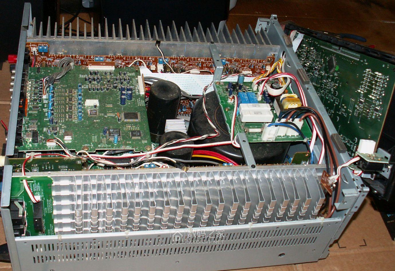 【热点】维修利利普OWON-SDS8102V示波器旋钮失灵,拆机更换全部编码器 数码拆机百科 第40张