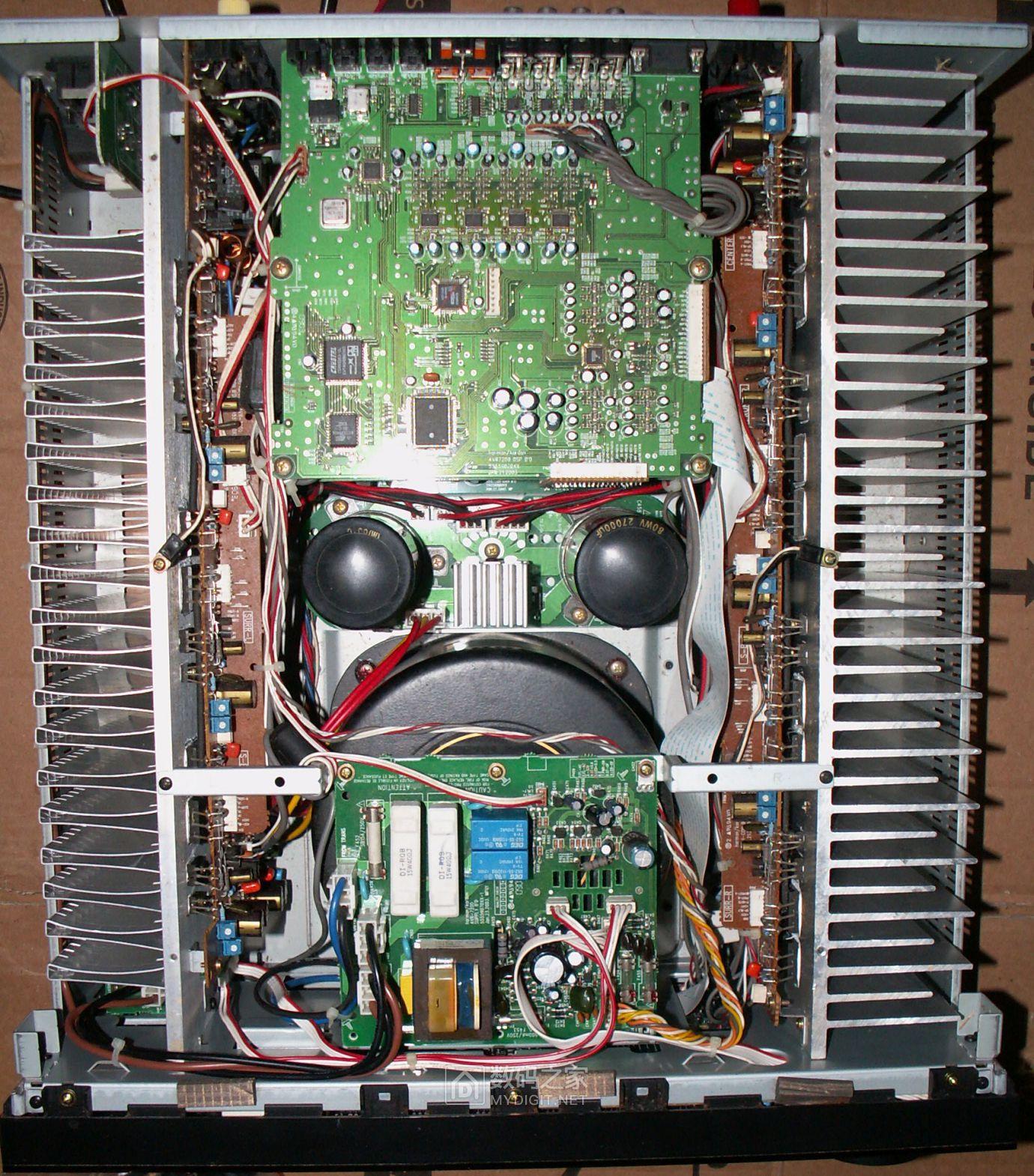 【热点】维修利利普OWON-SDS8102V示波器旋钮失灵,拆机更换全部编码器 数码拆机百科 第57张