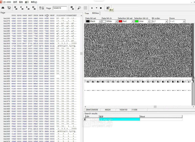 8.经过一些调整,杂乱无章的数据,已经成规律型.jpg