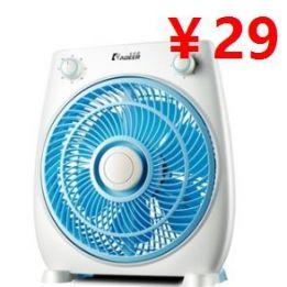 多功能温度表带闹钟9.8,卡帝亚 电风扇台式29