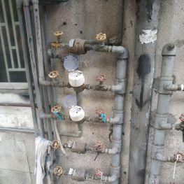 澳門老街的水錶