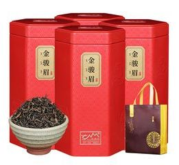 红茶金骏眉6.9元,益生菌粉14.9元,星球杯14.9元,每日坚果12.9元