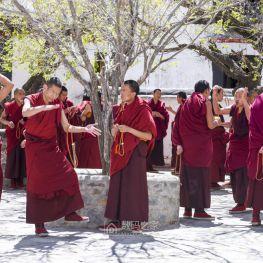 """扎什伦布寺,藏传佛教格鲁派的""""四大寺""""之一"""