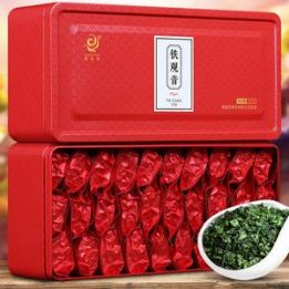 铁观音茶叶12.9元,黑枸杞13.9元,竹荪14.8元,大红枣12.9元