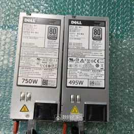 Dell/戴尔原装拆机电源 R620 R720拆机495瓦,750瓦,1100瓦电源  35元一块