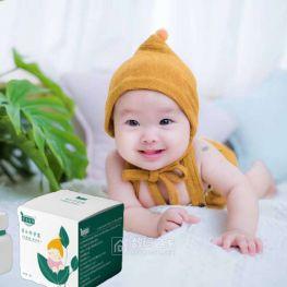 宝宝干性湿疹怎么办?草本贝贝草本修护霜是皮肤的保护剂