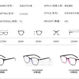 防辐射眼镜有用吗?戴防辐射眼镜真的可以改善看电脑不累眼睛吗?