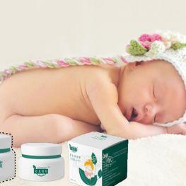 如何选择婴幼儿湿疹膏?草本贝贝草本修护霜国货当自强!