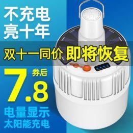 智能显温保温杯18元,充电LED灯泡7.9元,户外折叠椅6.9元,灭火器5.6元,鼠标垫1