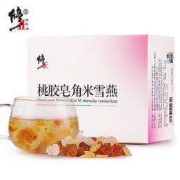 修正桃胶皂角米雪燕150克 14.9元,十三香蒜泥麻辣即食小龙虾800克39元包邮